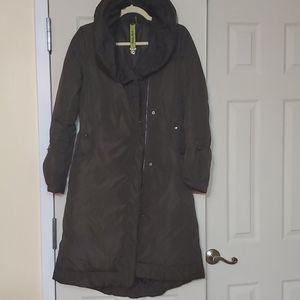 Wear coat